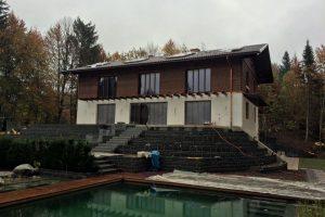 Neubau Einfamilienhaus, Grainau