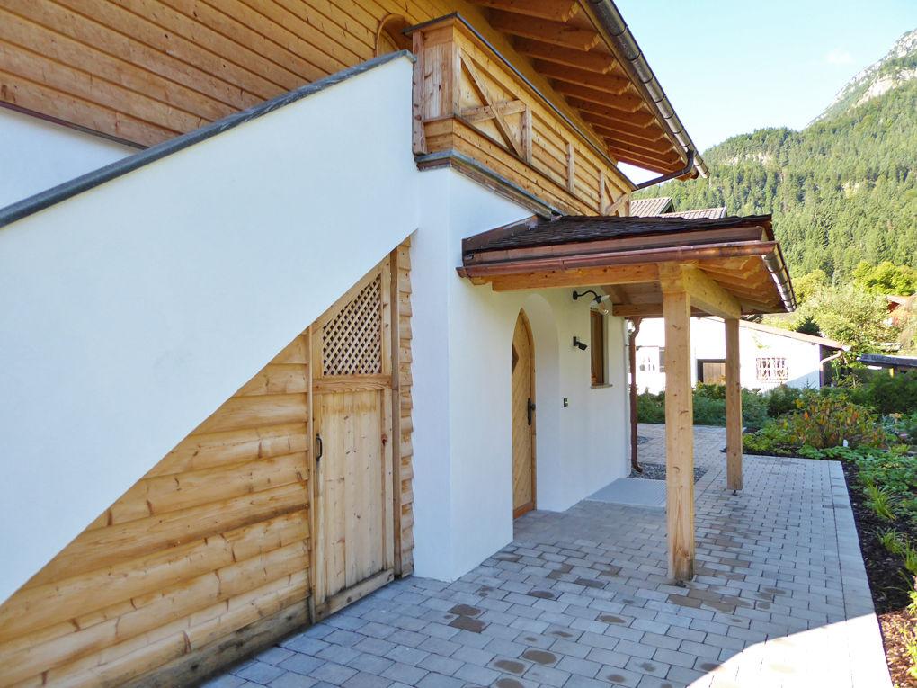 Neubau eines Zweifamilienhauses